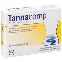 Tannacomp® Filmtabletten