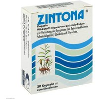 [pflanz_marker] Zintona® Kapseln