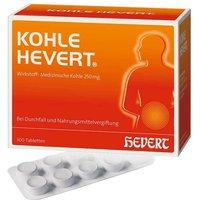 Kohle-Hevert®Tabletten