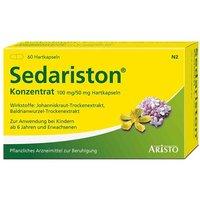 [pflanz_marker] Sedariston Konzentrat Hartkapseln