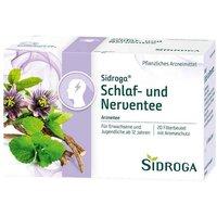 [pflanz_marker] Sidroga® Schlaf- und Nerventee