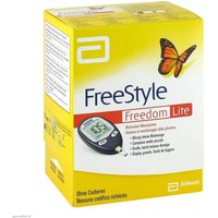 Freestyle Freedom Lite Set mg / dl ohne Codieren