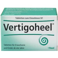 [homoeo_marker] Vertigoheel® Tabletten