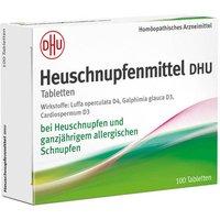 [homoeo_marker] Heuschnupfenmittel DHU Tabletten