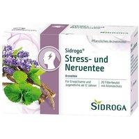 [pflanz_marker]Sidroga Stress- und Nerventee Filterbeutel