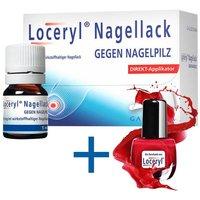 Loceryl® Nagellack gegen Nagelpilz