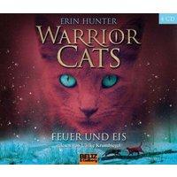 Warrior Cats, Feuer und Eis, 4 Audio-CDs