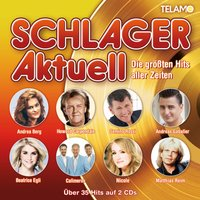 Schlager Aktuell - Die größten Hits aller Zeit + Schlager Aktuell 10 + Amigos - Das Beste + EXKLUSIV Fanschal