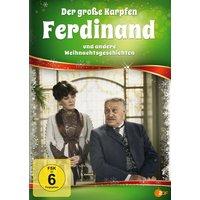 Der große Karpfen Ferdinand und andere Weihnachtsgeschichten
