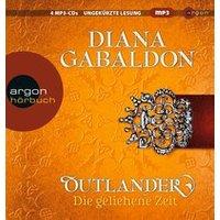 Diana Gabaldon: Outlander - Die geliehene Zeit, 5 MP3-CDs