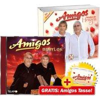 Babylon + Melodien der Herzen + GRATIS Amigos Tasse