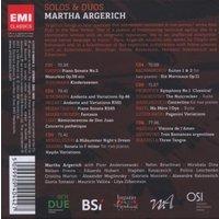 Argerich-Solo & Duo Piano Rec.1965-2009