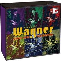 Richard Wagner-Genie und Wahnsinn