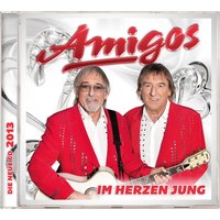 Amigos - Im Herzen jung (CD)