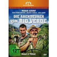 Die Abenteurer vom Rio Verde - Filmjuwelen
