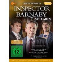 Inspector Barnaby - Vol. 24 (4 DVDs)