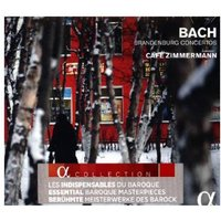 Die Brandenburgischen Konzerte BWV 1046-1051, 2 Audio-CDs
