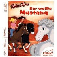 Bibi & Tina - Der weiße Mustang, 2 Audio-CD
