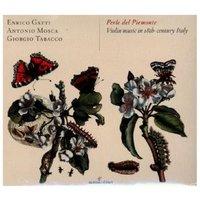 Perle del Piemonte - Italienische Violinenmusik des 18. Jahrhunderts, 1 Audio-CD