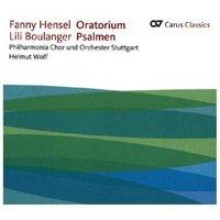 Oratorium auf Worte aus der Bibel/Psalmen, 1 Audio-CD