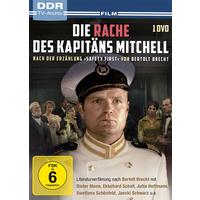Die Rache des Kapitän Mitchell (DVD)
