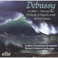 La Mer/Prélude à L après-midi d une Faune/Nocturnes, 1 Audio-CD