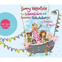 Sunny Valentine, Von Schaumbädern und tanzenden Rollschuhen, 3 Audio-CDs
