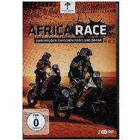 Africa Race - Zwei Brüder zwischen Paris und Dakar, 2 DVDs