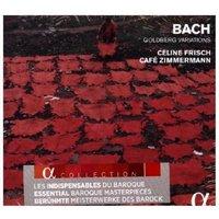 Goldberg-Variationen BWV 988 /14 Kanons BWV 1087, 2 Audio-CDs