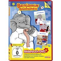 Benjamin Blümchen - Bilderbuch, 5 DVDs