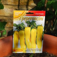 chilli Hungarian Hot Wax approx 150 seeds
