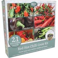 Red hot chilli kit