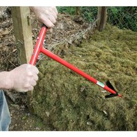 Darlac two handed compost stirrer / aerator the big red