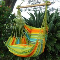 Product photograph showing Swing Hammock Chair - Rio