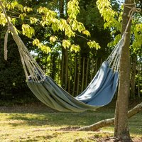 Product photograph showing Canvas Hammock - Denim