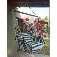 Product photograph showing Swing Hammock Chair - Negrita