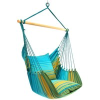 Product photograph showing Swing Hammock Chair - Torogoz