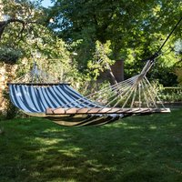 Product photograph showing Swing Hammock With Bars - Negrita
