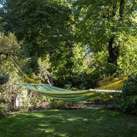 Product photograph showing Swing Hammock With Bars - Hannah
