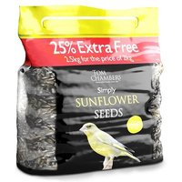 Simply sunflower seed 2kg plus 25% free