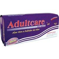 Absorvente Geriátrico Adultcare Unissex com 20 unidades 20 Unidades
