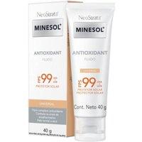 Protetor Solar Facial NeoStrata Minesol Antioxidante Universal FPS 99 com 40g 40g