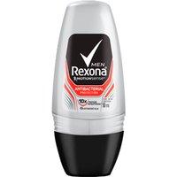 Desodorante Roll-On Rexona Men Antibacterial Protection 50ml