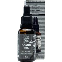 Óleo para Barba QOD Babear Shop Beard Oil 25ml