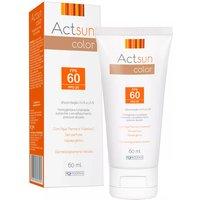 Protetor Solar Facial Actsun Color FPS 60 com 60ml FQM 60ml