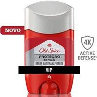 Antitranspirante em Barra Old Spice Vip 50g 50g