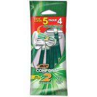 Aparelho de Barbear Bic Comfort 2 Sensitive 5 Unidades