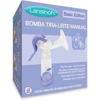 Bomba de Tirar Leite Manual Lansinoh Basic Edition com 1 Unidade 1 Unidade