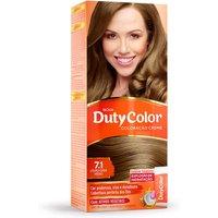 Coloração Creme DutyColor 7.1 Louro Cinza Médio 1 Unidade