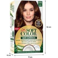 Coloração Soft Color Nº535 Café Arábica 1 Unidade 1 Unidade